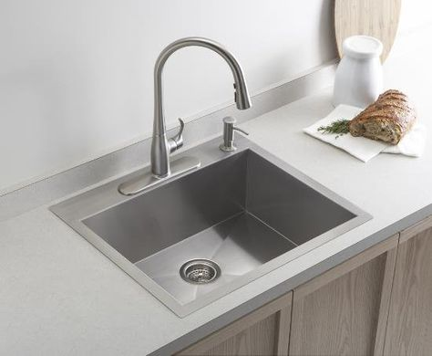 Kohler K 3822 1 Single Bowl Kitchen Sink Best Kitchen Sinks