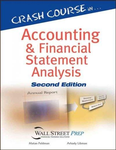 Financial Statement Analysis Th Edition  Magazine With