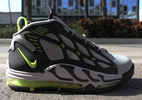 Nike Air Max Pillar Neutral Grey Volt Dark Charcoal