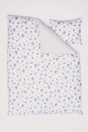 Patterned Duvet Cover Set White Blue Patterned Home All H M Us Duvet Cover Sets Duvet Cover Pattern Duvet Covers