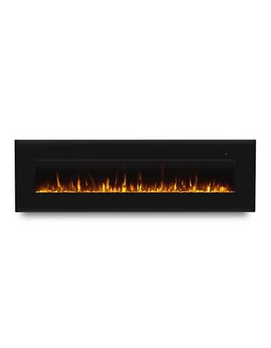 Real Flame Corretto Electric Fireplace Black Real Flame