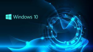 Windows 10 Wallpaper HD 3D For Desktop Black  monsaikewa  Black