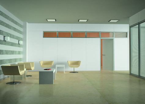 PROFWALL office wall partition by Prof Office | PROFWALL wall ...