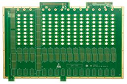 Back drilling board PCB Layer/Board Thickness: 12L/2 1mm