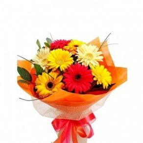 Perfect Surprise Gerbera Bouquet In Moradabad 1029 Flower Delivery Online Flower Delivery Best Flower Delivery