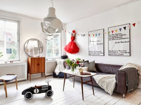 Cheering Up Your Décor: Happy Home Inspiration – Adorable Home