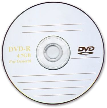 A Dvd Rom Is High Capacity Optical Disc On Which Users Can Read But Not Write Or Erase Storage Devices Pinterest