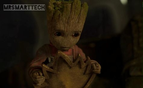 Baby Groot Moments from GUARDIANS OF THE GALAXY 2 | I am Groot | #Groot #Marvels