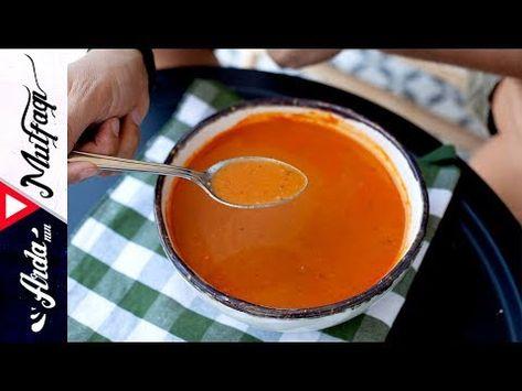 Koz Domates Corbasi Arda Nin Mutfagi Youtube Yemek Tarifleri Domatesler Gida