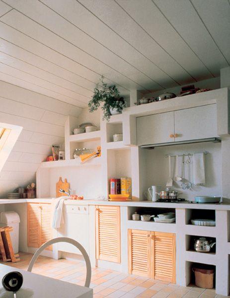 Mon projet de cuisine en béton cellulaire Kitchens, Concrete - k chen selber zusammenstellen