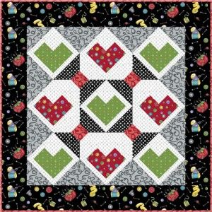 Project 9 in our Gifty Galore Quilt Along is now available! Click through for more details. #GG14