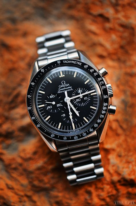 What's On Your Wrist?You can find Omega speedmaster and more on our website.What's On Your W. Speedmaster Professional, Fine Watches, Cool Watches, Rolex Watches, Unique Watches, Omega Speedmaster Moonwatch, Omega Seamaster, Luxury Watches For Men, Swiss Watches For Men