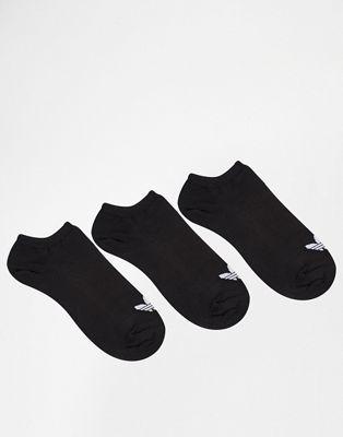 sale usa online outlet boutique many fashionable adidas Originals - Lot de 3 paires de socquettes motif ...