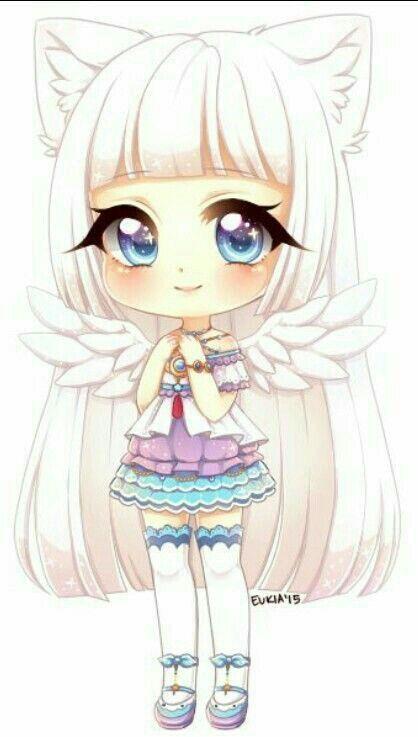 Pin By Rinneyuuki On Anime Cute Anime Chibi Anime Neko