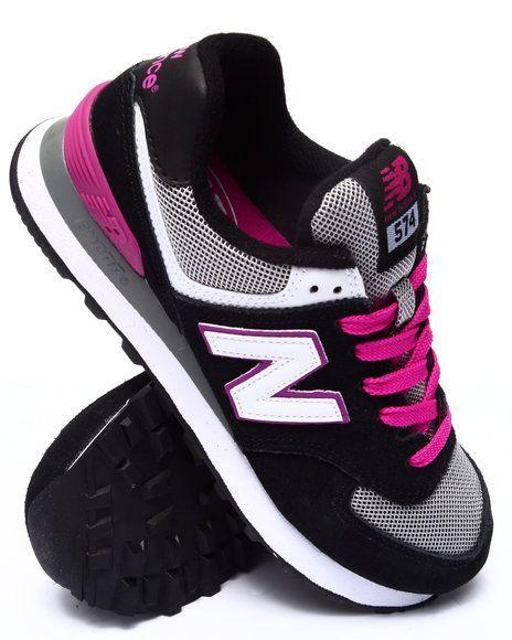 Shop2gether - Tênis Feminino M574bb36 - New Balance - Roxo ... da2dcf7629f70