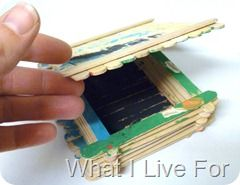 popsicle stick box - great fathers day gift idea