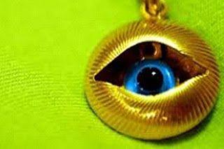اعراض الاصابة بالعين وكيفية الوقاية منها Drop Earrings Pendant Pendant Necklace