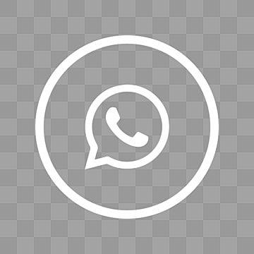 Modelo De Design De Logotipo Gratis Whatsapp Icone Branco Icones Whatsapp Logo Icones Imagem Png E Vetor Para Download Gratuito Logo Design Free Templates Logo Design Free Logo Design Template