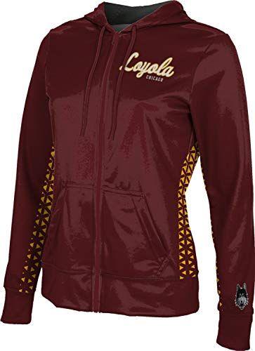 Ripple School Spirit Sweatshirt ProSphere Grand Valley State University Girls Zipper Hoodie
