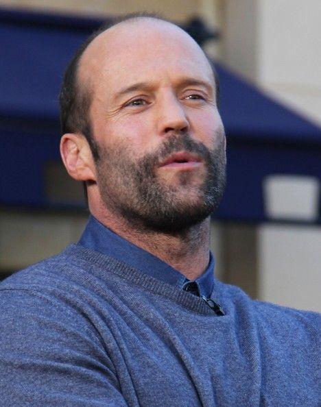 Jason Statham Photos Photos: Jason Statham on 'Extra'   Jason statham, Jason stathman, Statham