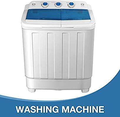 Amazon Com Kuppet Portable Washing Machine Mini Compact Durable