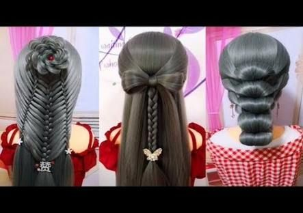 43 Trendy Hairstyles Tutorial Tik Tok Hair Styles Hair Tutorial Easy Hairstyles