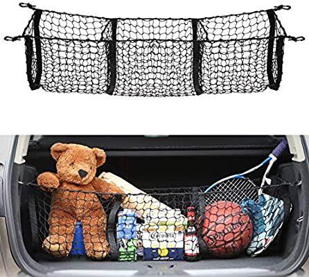 Amazon Com Autoac Truck Bed Nets For Truck Cargo Net Trunk