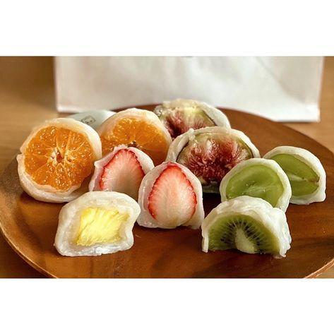 . お店の前を通ったら(;)!!. . なんと並んでない休みか  いや やっとるやないかーい  並んでまで大福はと思ってました  美味い並んででも食べましょうw  #覚王山フルーツ大福弁才天 #大福 . . お気に入りは(ˊᗜˋ)σ  #food #foodpics #instafood #photo #foodstagram #sweets #ig_japan #l4l #和菓子 #スイーツ #名古屋グルメ #名古屋インスタ交流会 #ナゴレコ #あいなご #インスタグルメアワード2019 #食べログ #食べスタグラム #飯テロ #いいね返し #インスタ映え #日々の暮らし #lunch #ランチ #お昼ごはん #カフェ #カフェ好きな人と繋がりたい #igersjp #aumo....
