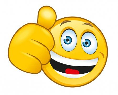 Happy Smiley Emoticon Giving Thumbs Up Royalty Free Vector Smiley Happy Emoticon Emoticon