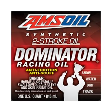 Dominator Synthetic 2 Stroke Racing Oil Product Code Tdrqt Ea