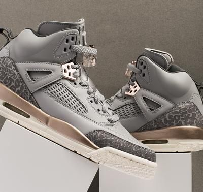 info for b801c 14f01 Air-Jordan-Spizike-White-Grey-Red   Foot fetish   Pinterest   Jordans, Air  jordans and Air jordan shoes