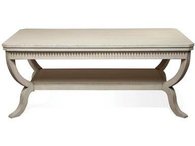Riverside Rectangular Coffee Table 10202 Furniture Brothers Furniture Rectangular Coffee Table