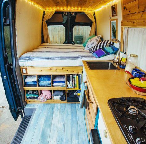 Wohnmobil-Ausbau: Die Top 31 für Deinen Camper