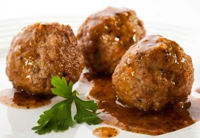 Recette Bnadek (les quenelles cuites) de la cuisine Tunisienne