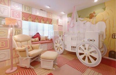 Baby rooms are sooooo cute!