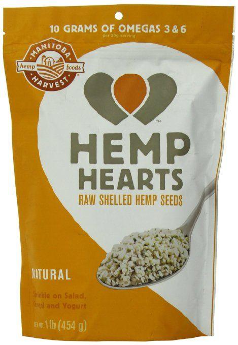 Manitoba Harvest Hemp Hearts Shelled Hemp Seed 16 Ounce Pouch Amazon Com Grocery Gourmet Food Shelled Hemp Seed Hemp Hearts Cooking And Baking