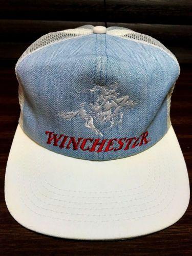 c18b1e51c Details about MINT! Vintage Beretta Logo USA Patch Trucker Hat ...