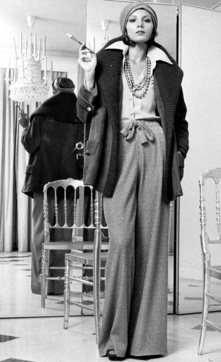 Best Fashion Editorial 70s Pants Ideas Vintage Fashion Style Casual Fashion 1920s Fashion