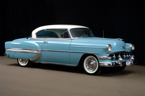 1954 Chevrolet Bel Air Pictures: See 89 pics for 1954 Chevrolet Bel Air. Browse interior and exterior photos for 1954 Chevrolet Bel Air. Chevrolet Bel Air, 1954 Chevy Bel Air, Chevrolet Corvette, Chevy For Sale, Chevy Trucks For Sale, Toyota, Us Cars, Sport Cars, Muscle Cars