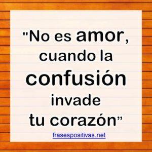 Frases Sobre Confusion Frases De Amor Frases De Amores
