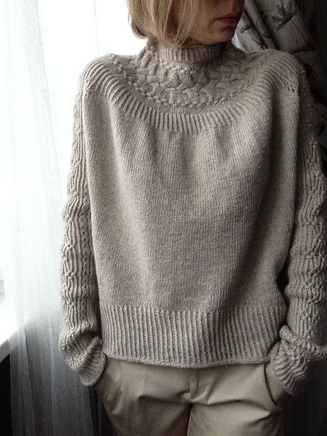 Ravelry: TillaLudmila's Bright Sweater