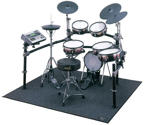 Best Electric Drum Set | software with either acoustic drum triggers or electronic drum pads