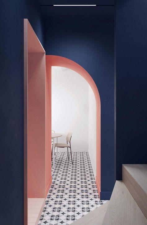 LIS Design Studio's Trendy Residential Project   Trendland - Design, Art & Culture Online Magazine