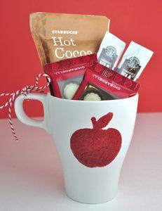 Teacher's Favorite Mug- easy and adorable!