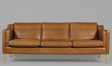 dream couch yesterday today the danish modern cognac sofa home rh pinterest com