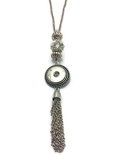 Wholesale Lots Snap Pendant Fit Snap Mini Button Spiral Carve 3x2.2cm