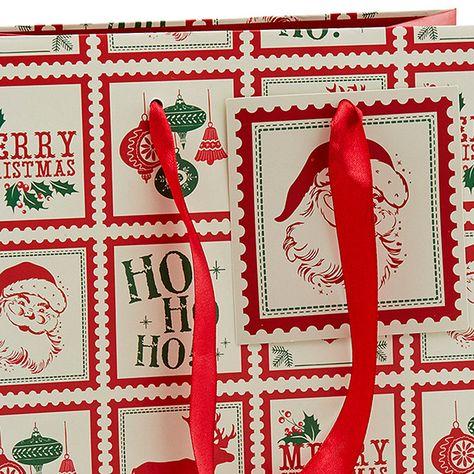Christmas Gift Bags Australia.Target Timeless Christmas Gift Bag Medium Target