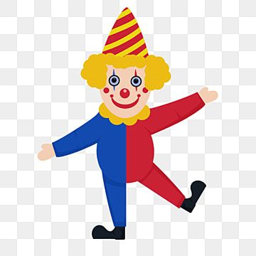 April Fool S Day Clown Clown Clipart Good Looking Clown Yellow Hair Png Transparent Clipart Image And Psd File For Free Download April Fool S Day Clip Art Background Banner