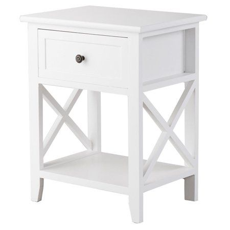 Home Side Table With Storage Storage Drawers Bedside Storage