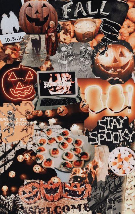 Fall Vsco Wallpaper Halloween